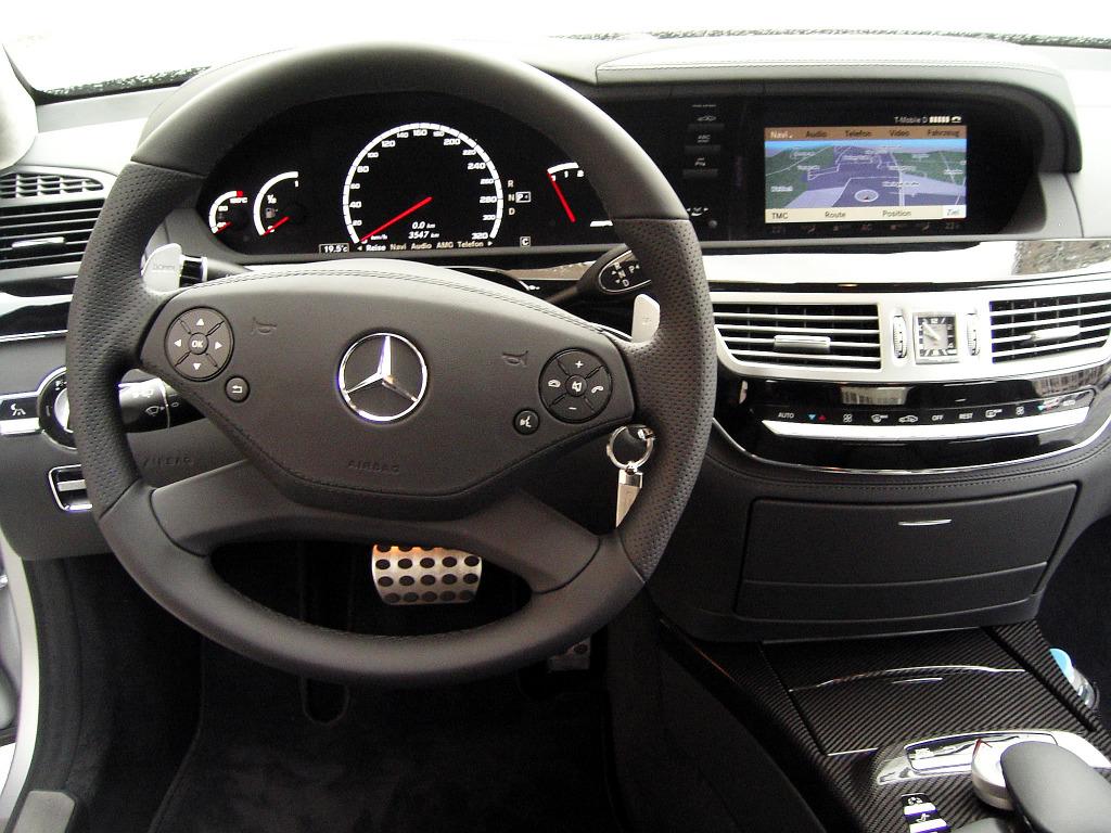 Mercedes S-Klasse AMG wahlweise mit 525 oder 612 PS: Leistung satt und Luxus pur - Bild(5)