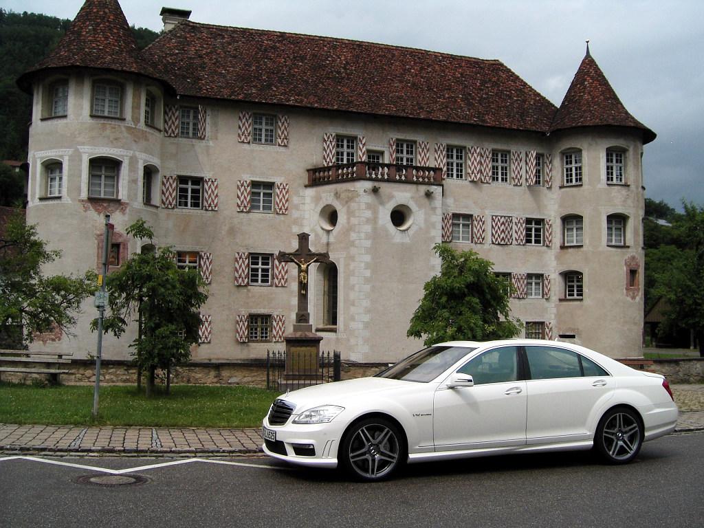 Mercedes S-Klasse AMG wahlweise mit 525 oder 612 PS: Leistung satt und Luxus pur - Bild(7)