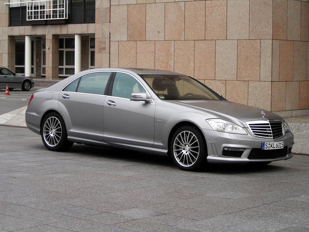 Mercedes S-Klasse AMG wahlweise mit 525 oder 612 PS: Leistung satt und Luxus pur - Bild