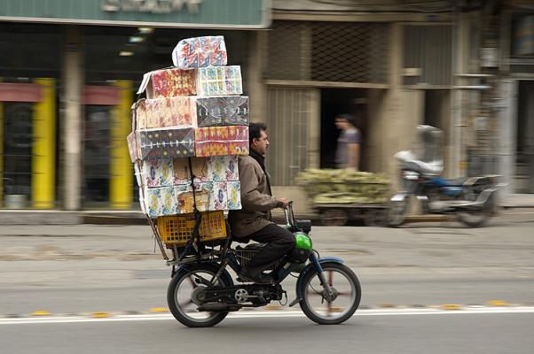 Mit dem Motorrad auf Reisen: Korrektes Beladen der Maschine (Teil 2)
