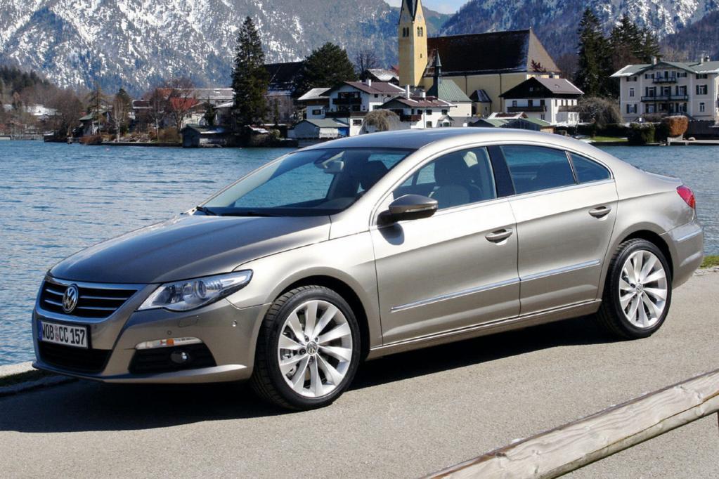 Mittelklasse-Pkw: Mit neuen Qualitäten aus der Krise  - Ein Auto für Autoliebhaber. - Bild(2)