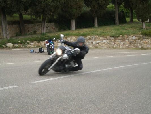 Motorradfahren in der Toskana – Das Fazit Fahrspaß in jeder Straßenlage.