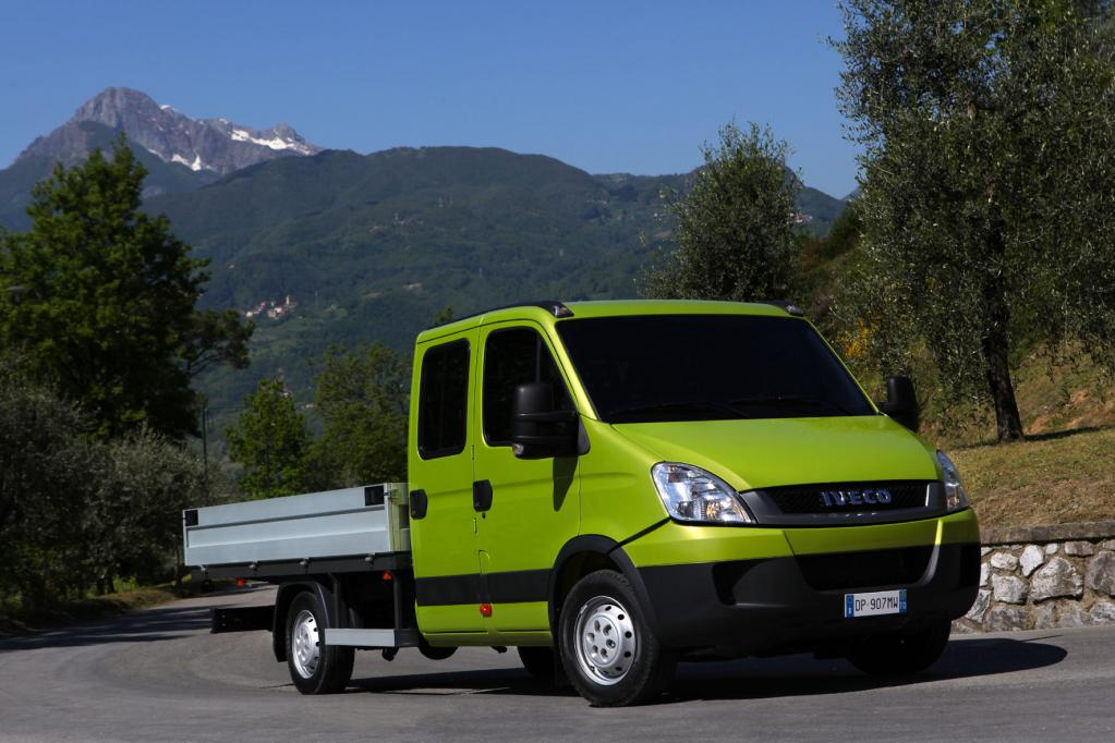 Neuer Iveco Daily: Ein 'Eco' fürs Image