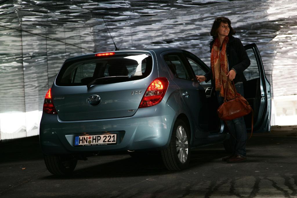 News: Fahrbericht Hyundai i20 1.2 Comfort: Großzügiger Kleinwagen