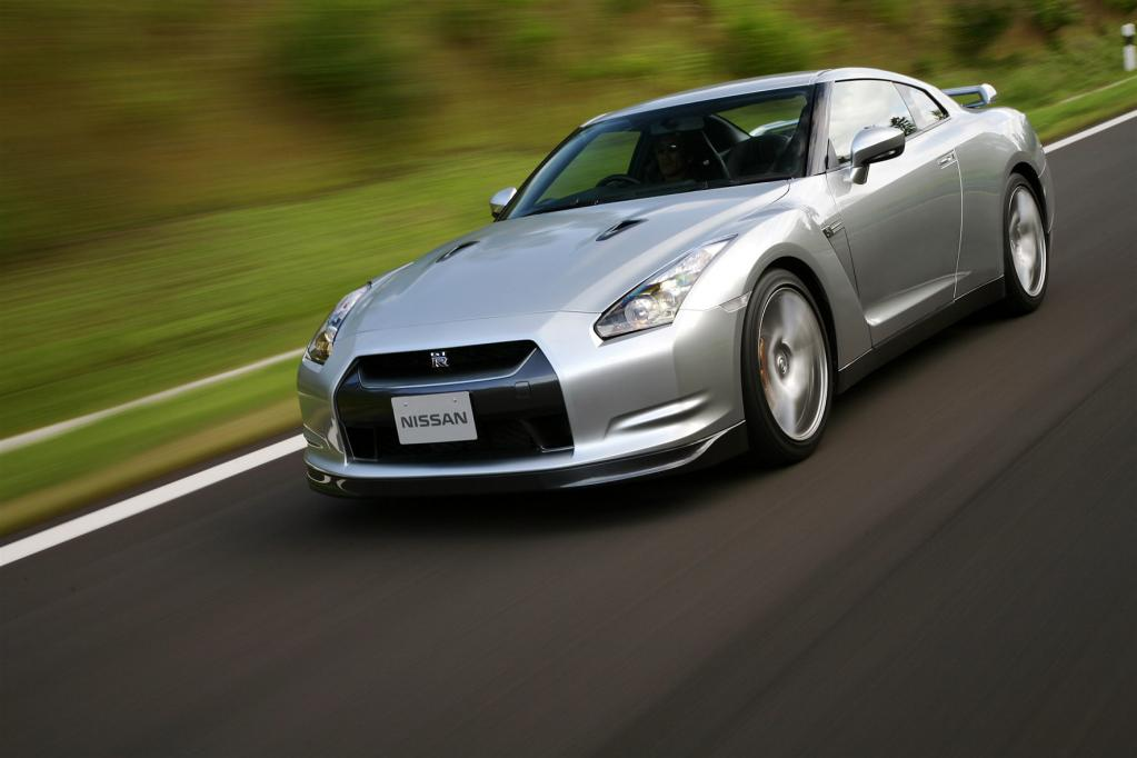 Nissan - GT - Bild