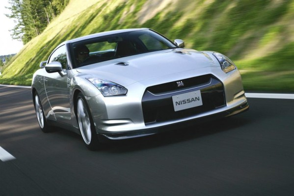 Nissan GT-R im ''Guinness Buch''