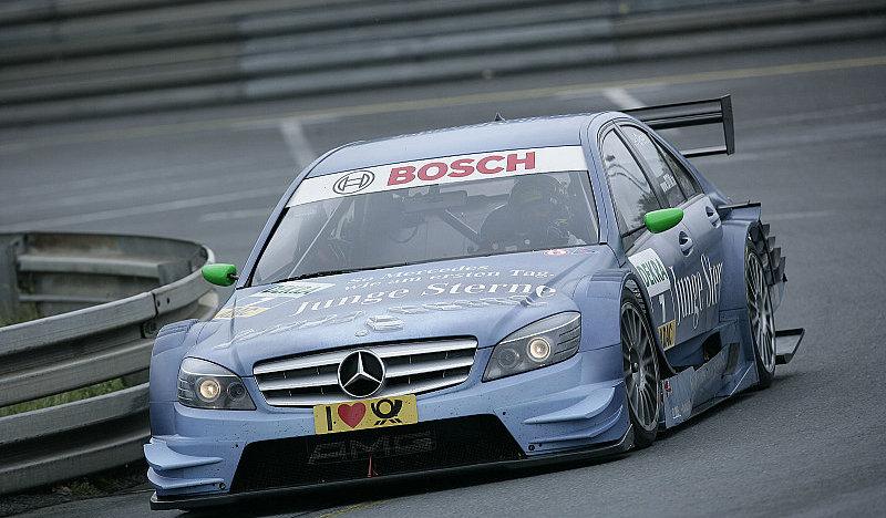 Norisring - Green vereitelt Scheider-Triumph: Geschichtsträchtiger Sieg