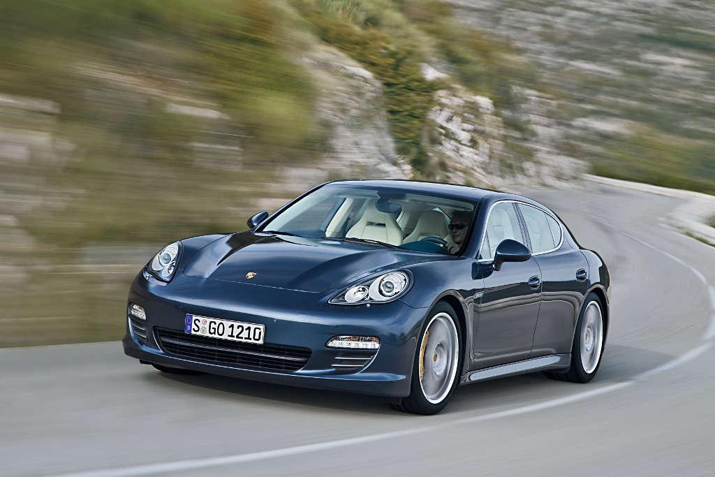 Panamera: Porsche Panamera schließt die Lücke zwischen 911 und Cayenne