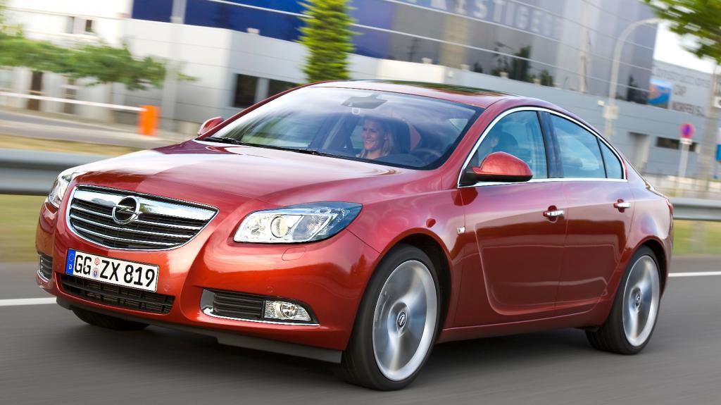 Parkassistent für den Opel Insignia