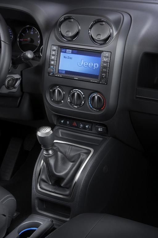 Patriot: Fahrbericht Jeep Patriot 2.0 CRD Limited: Für Einsteiger