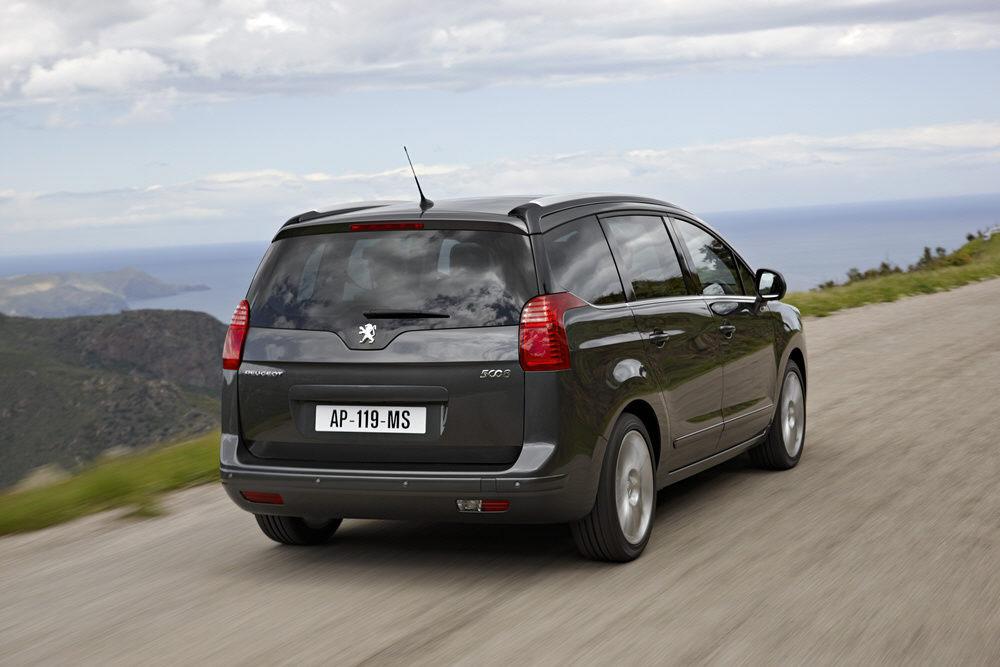 Peugeot - 5008 - Bild(2)