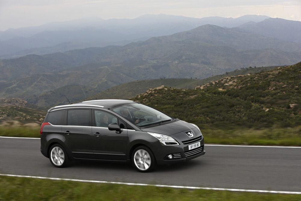 Peugeot - 5008 - Bild