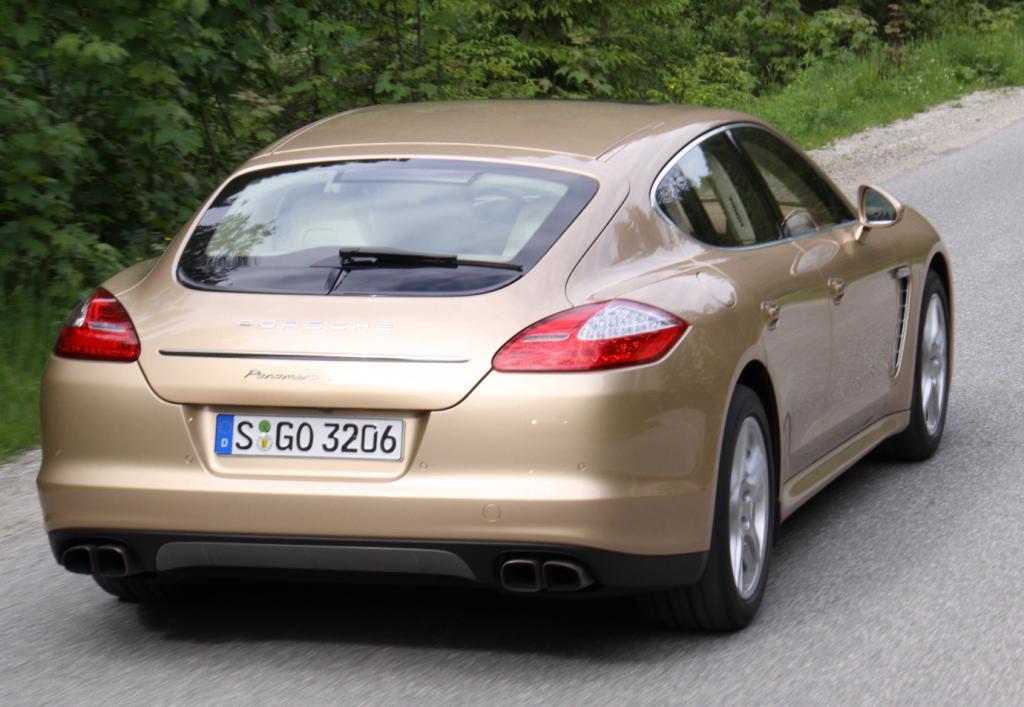 Porsche - Panamera - Bild(3)