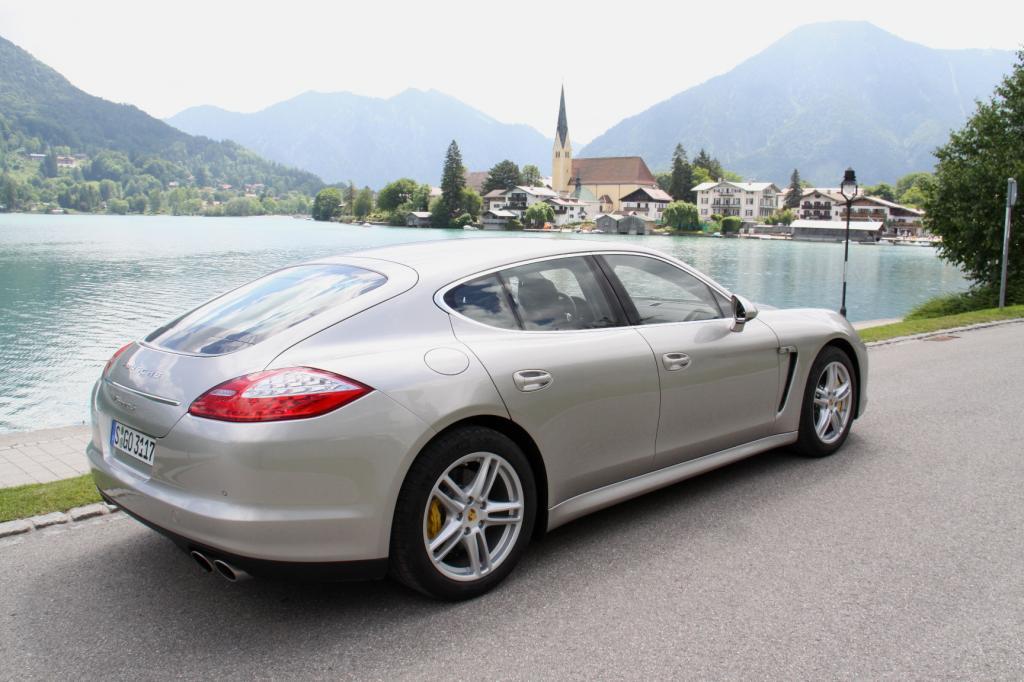 Porsche - Panamera - Bild(4)