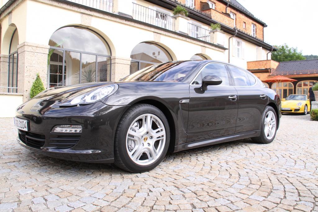 Porsche - Panamera - Bild(5)