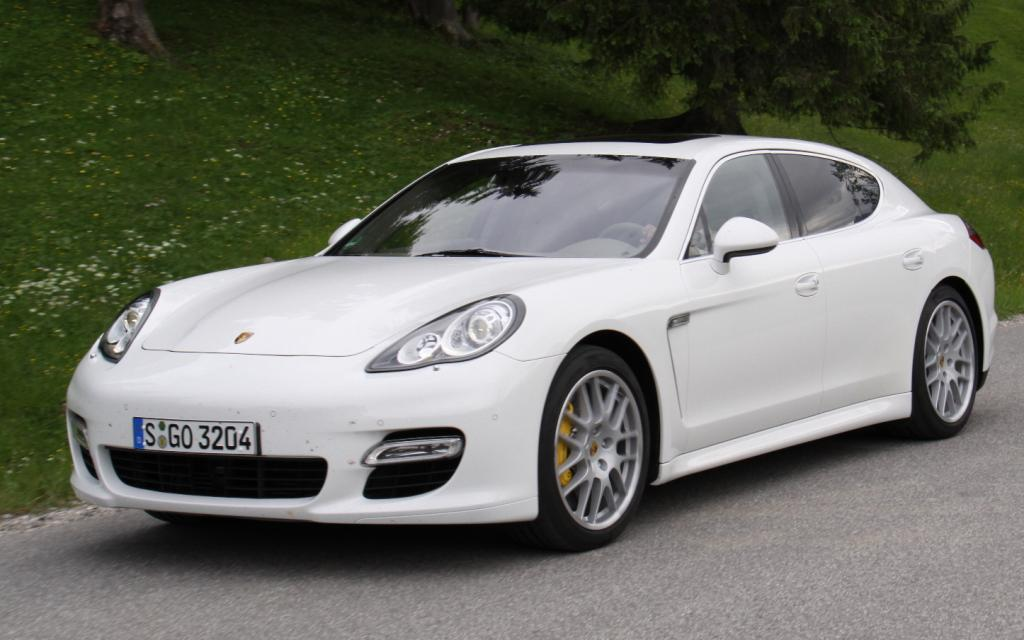 Porsche - Panamera - Bild(6)