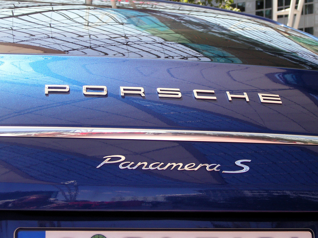 Porsche Panamera: Flach, breit, stark - Bild(2)