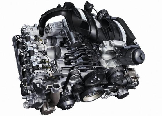 """Porsche gewinnt den """"Best New Engine 2009 Award"""""""
