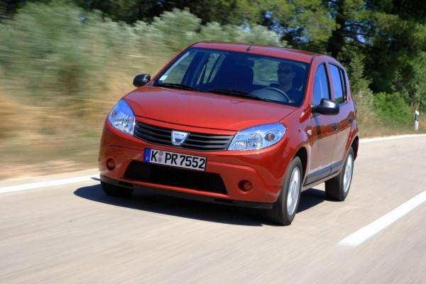 Rückruf für Dacia Logan und Dacia Sandero