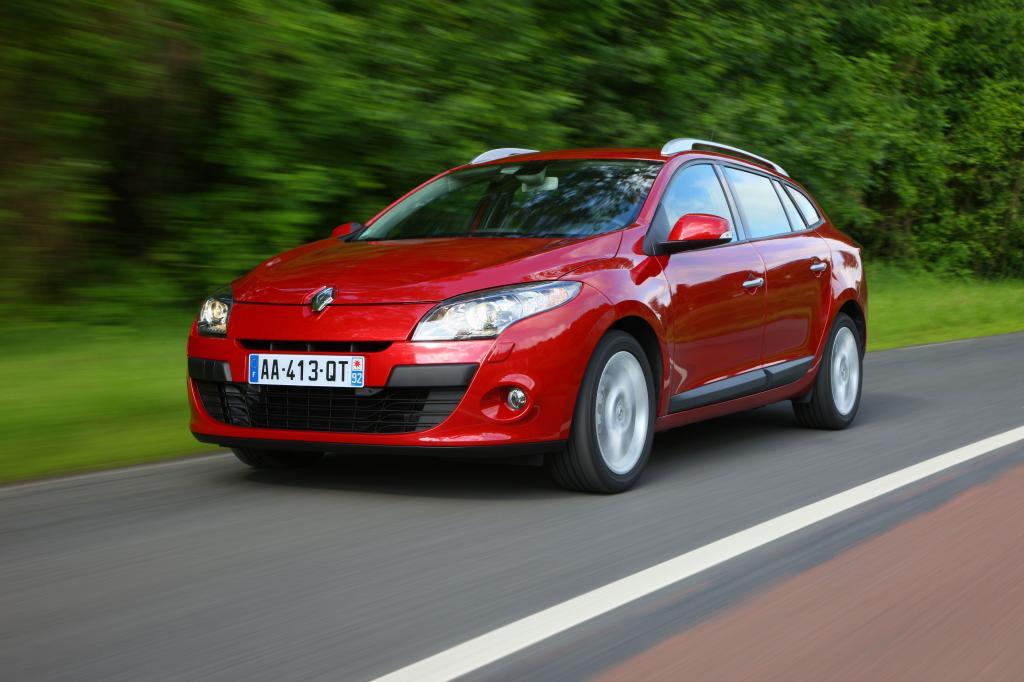 Renault - Megane - Bild