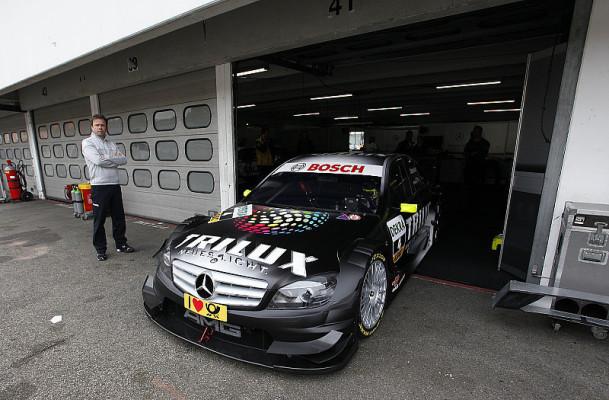 Rollout - Schumacher trotz Regenschauer zufrieden: Rechtzeitige Vorwarnung