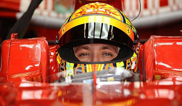 Rossi in 3. Ferrari?: Gerüchte für die Fantasie der Fans