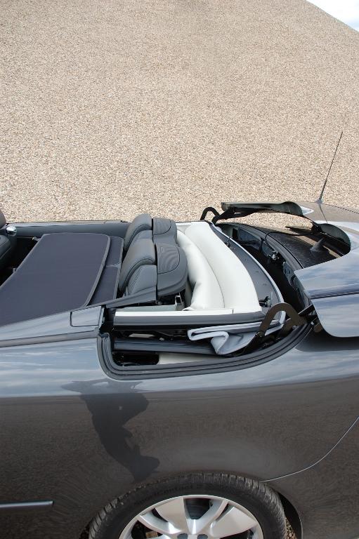 Saab 9-3 Cabriolet 2.0t BioPower: Nordisch-frisches Sommerfeeling - Bild(10)