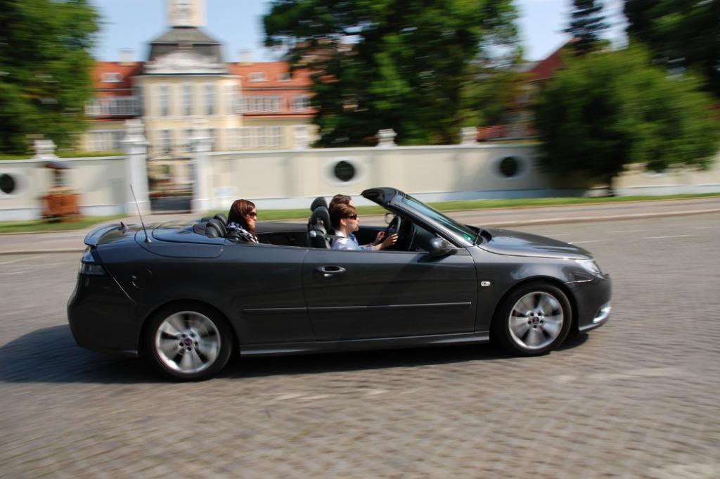 Saab 9-3 Cabriolet 2.0t BioPower: Nordisch-frisches Sommerfeeling - Bild(2)