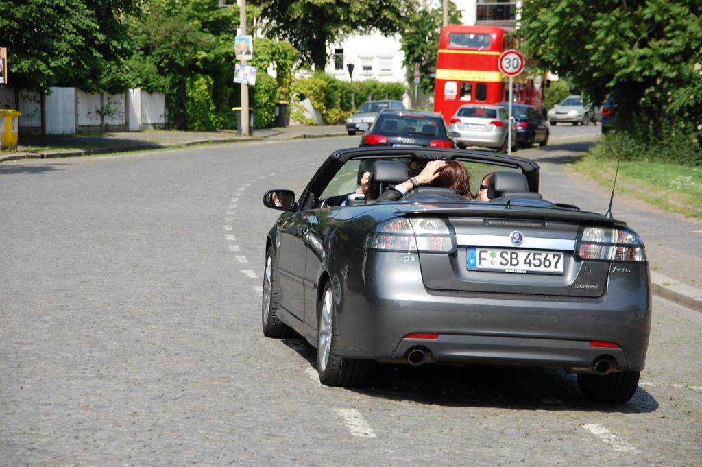 Saab 9-3 Cabriolet 2.0t BioPower: Nordisch-frisches Sommerfeeling - Bild(3)