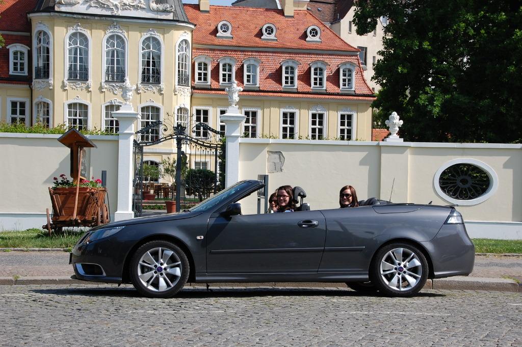 Saab 9-3 Cabriolet 2.0t BioPower: Nordisch-frisches Sommerfeeling - Bild(4)
