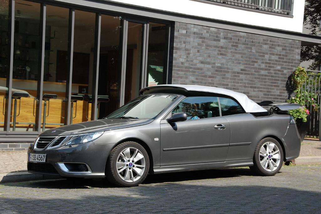 Saab 9-3 Cabriolet 2.0t BioPower: Nordisch-frisches Sommerfeeling - Bild(5)