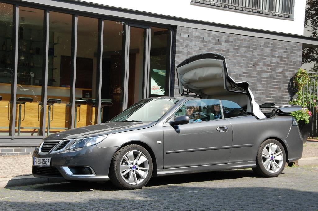 Saab 9-3 Cabriolet 2.0t BioPower: Nordisch-frisches Sommerfeeling - Bild(6)