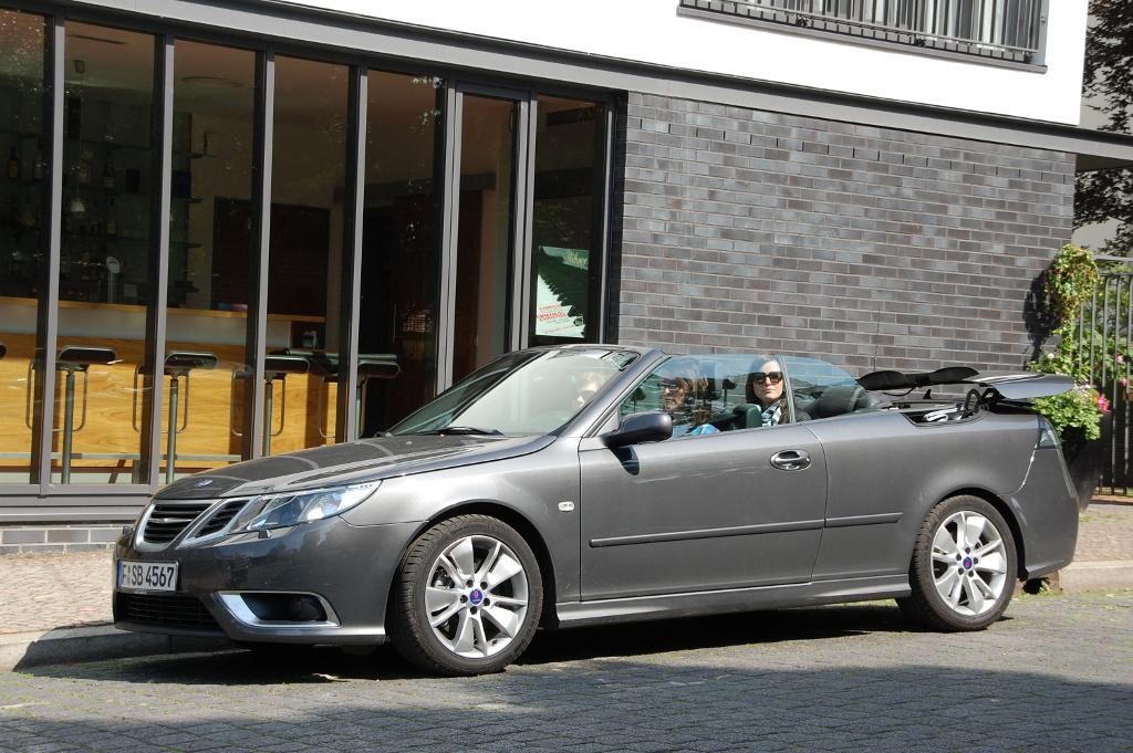 Saab 9-3 Cabriolet 2.0t BioPower: Nordisch-frisches Sommerfeeling - Bild(7)