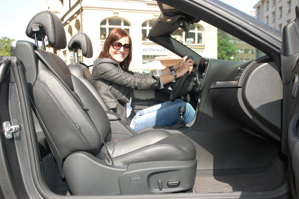 Saab 9-3 Cabriolet 2.0t BioPower: Nordisch-frisches Sommerfeeling - Bild(8)