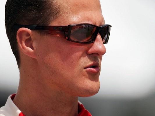 Schumacher hat genug von Politik: Neue Serie eine Möglichkeit
