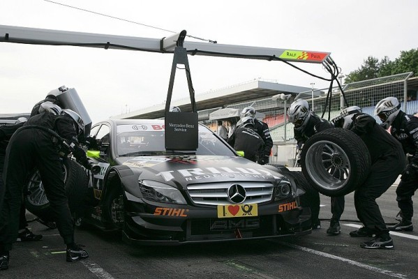 Schumacher vom Team gebremst: Nur vier Chancen, etwas falsch zu machen