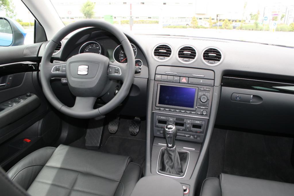 Seat - Exeo - Bild(5)