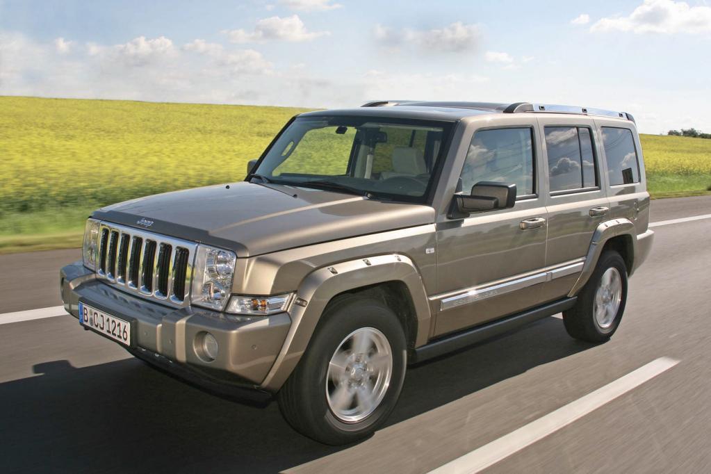 Sonderpreis-Aktion bei Chrysler, Dodge und Jeep