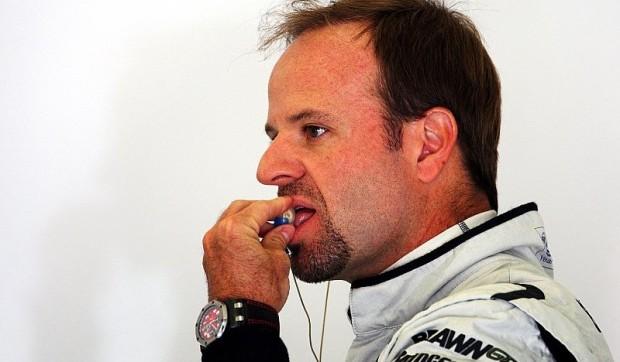 Startprobleme bei Rubens Barrichello: Der erste Saisonausfall für Brawn GP