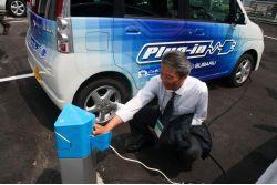 Subaru bietet in Japan Elektroauto an