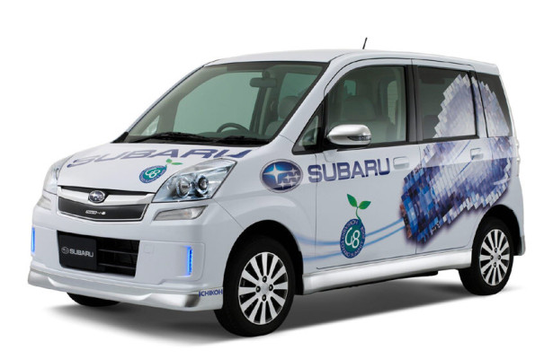 Subaru bringt Elektroauto für Japan