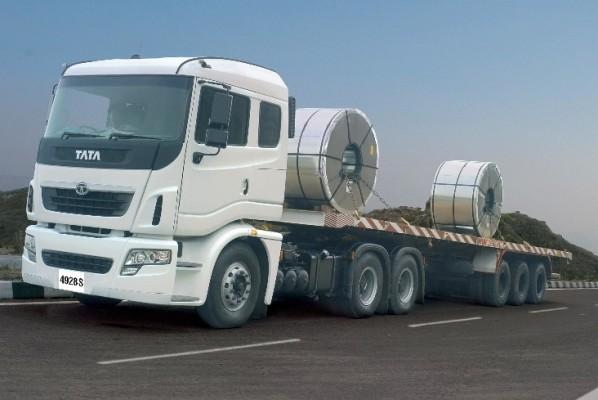 Tata präsentiert neue Lkw-Reihe