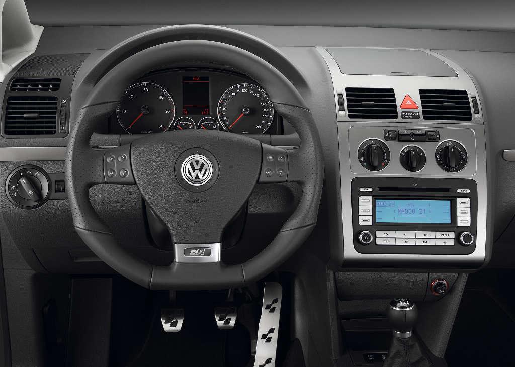 Touran: Volkswagen Touran als R-Line Edition