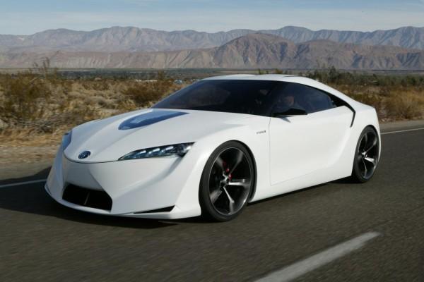 Toyota bringt Hybrid-Supersportwagen
