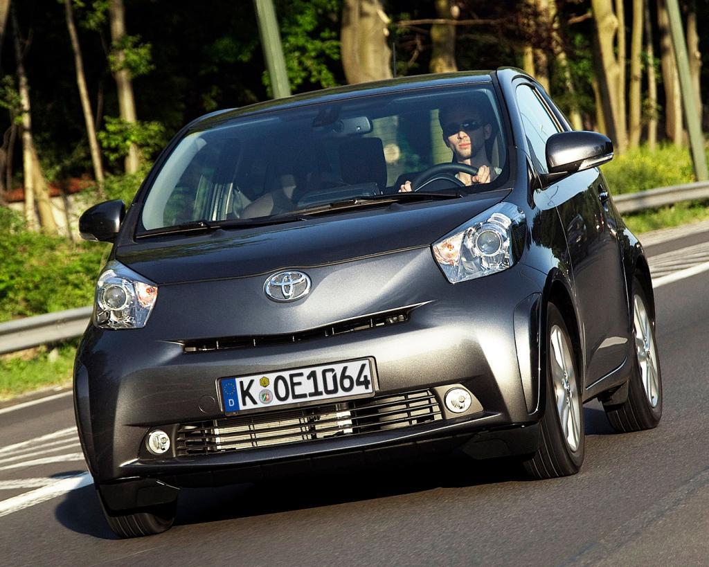 Toyota - iQ - Bild