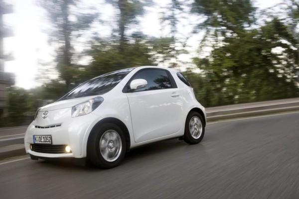 Umwelt-Preis für vier Toyota-Modelle