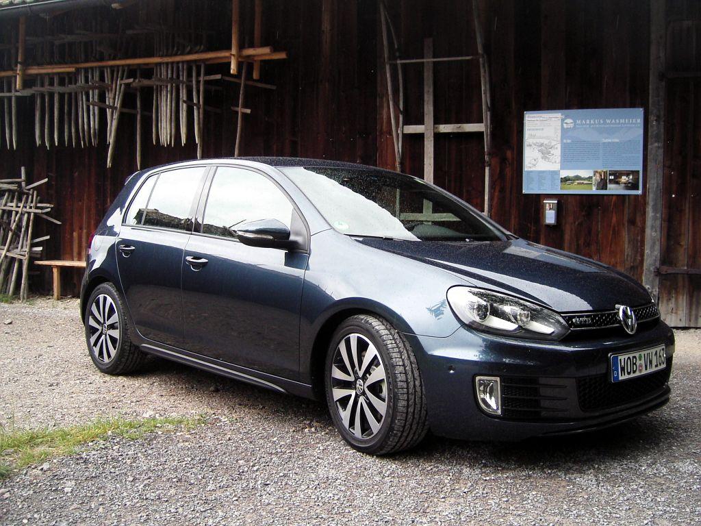 VW Golf GTD: Der GTI unter den Ölbrennern - Bild