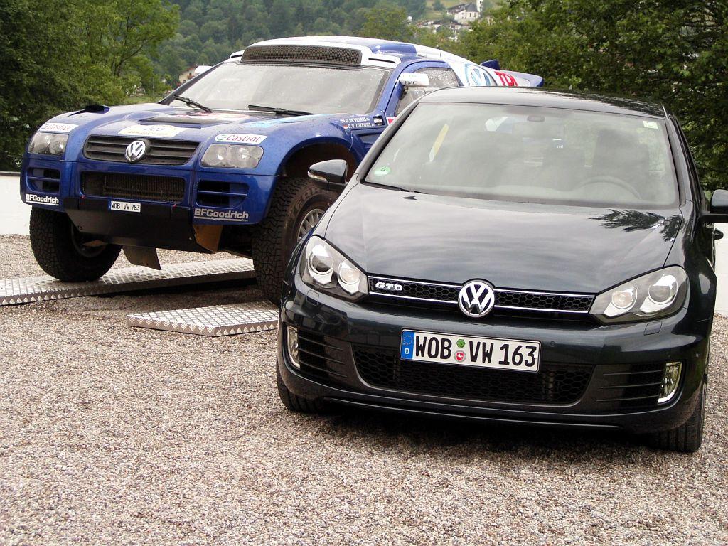 VW Golf GTD: Der GTI unter den Ölbrennern