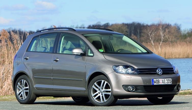 Volkswagen Golf Plus ab sofort mit Autogas bestellbar