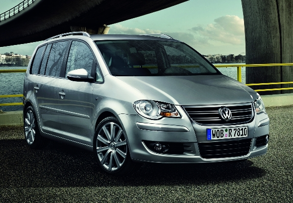 Volkswagen Touran als R-Line Edition